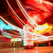 Motion of lights — Stock Photo #2973991