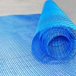 Plastic net roll — Stock Photo