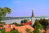 Belgrade cityscape — Stock Photo