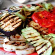 Grilled vegetables - Stockfoto