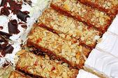Tortas dulces — Foto de Stock