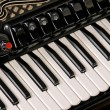Accordion background - Stock Photo