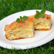 Appetizing homemade pastry - Photo