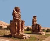 Collosi of Memnon — Stock Photo