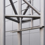 Ladder design — Stock Photo