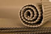 спираль из картона — Стоковое фото
