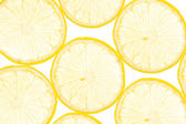 Fundo amarelo limão — Foto Stock