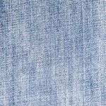 Blue denim texture — Stock Photo