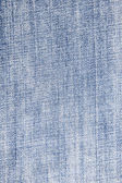 Blue denim texture — Stock Photo