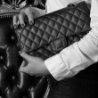 Stock Photo: Chanel bag
