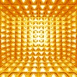 Stock Photo: Abstract gold pattern