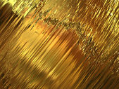 Gold autumn texture — Stock Photo
