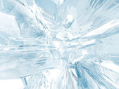 Ice background — Zdjęcie stockowe