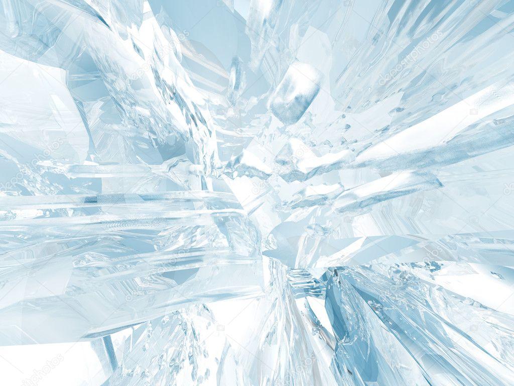 blue cream wallpaper