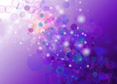 Glittering Love lights background — Stockfoto