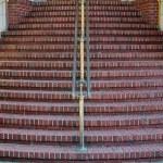 Round Stairs Close — Stock Photo