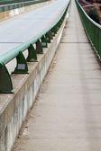 Bridge pedestrian walk — Stock Photo