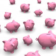Piggy banks — Stock Photo #2892437