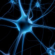 Stock Photo: Neuron cell