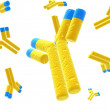 Antibodies — Stock Photo #2898344