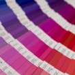 Stockfoto: Colour guide