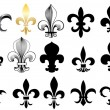 Royalty-Free Stock Vector Image: Fleur De Lys