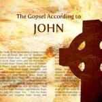The Gospel According to John — Stock Photo #3495651