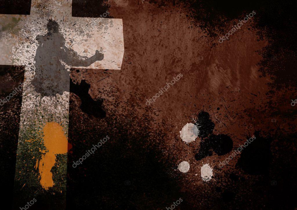 Dark Brown Grunge Texture Dark Brown Grunge Christian