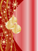 Christmas design — Stock Vector