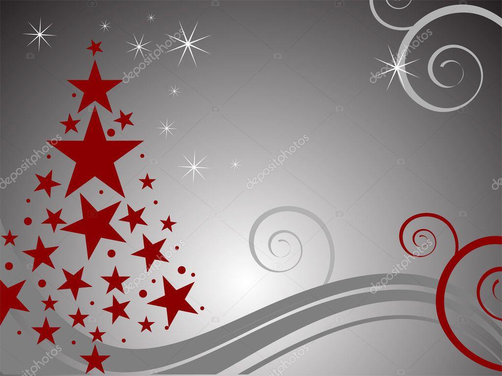 Elegant Christmas Background: Elegant Christmas Background