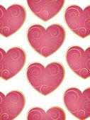 Valentine`s card — Cтоковый вектор