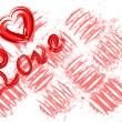 Royalty-Free Stock Vector Image: Valentine`s greetings