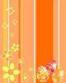 Pascua - primavera — Vector de stock