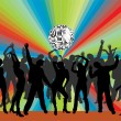 Party poster - Imagen vectorial