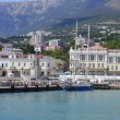 Yalta quay — Stock Photo