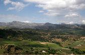 Landschaft in Andalusien — Stock Photo