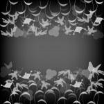 Night flowers — Stock Vector #3187880
