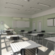 Classroom — Stock Photo #2938619