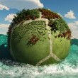 Island - Stock Photo