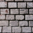 White brick — Stock Photo