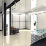 Modern Shop Interior — Stock Photo #3333963