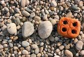 The individuality stone — Stock Photo