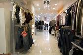 Fotografie interiéru moderní obchod — Stock fotografie