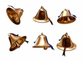 Bells set — Stock Photo