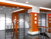Shop Interior — Stock Photo