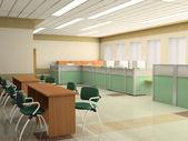 Modern ofis — Stok fotoğraf