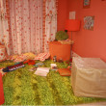 Playroom interior — Stock Photo