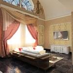 intérieur de luxe — Photo