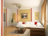Luxury interior — Stock Photo