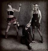 Goths — Stock Photo